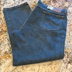 NWT Wrangler Jeans 42X30